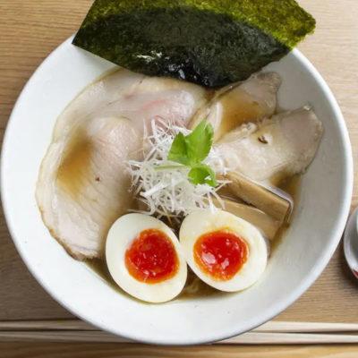 おでかけコンシェルジュ かんさい情報ネットten 大阪 北浜 北浜 鳥匠Ren 親子丼 ラーメン