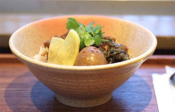 ヒルナンデス 台湾料理 要町 有夏茶房 ルーローハン 魯肉飯