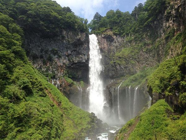 ヒルナンデス 冬の日光ぶらり旅 友近 藤井隆 華厳の滝