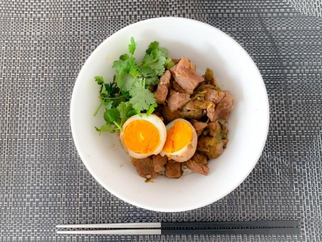 ヒルナンデス 台湾料理 ルーロー飯