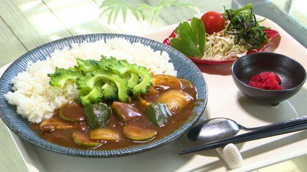 竹富島 ハーヤナゴミカフェ 島野菜カレー