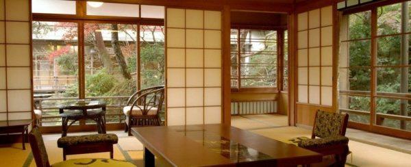 修善寺温泉 新井旅館 文化財 客室
