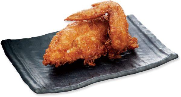 宇都宮 みよしや 特大揚げ鶏 元祖 かぶと揚げ