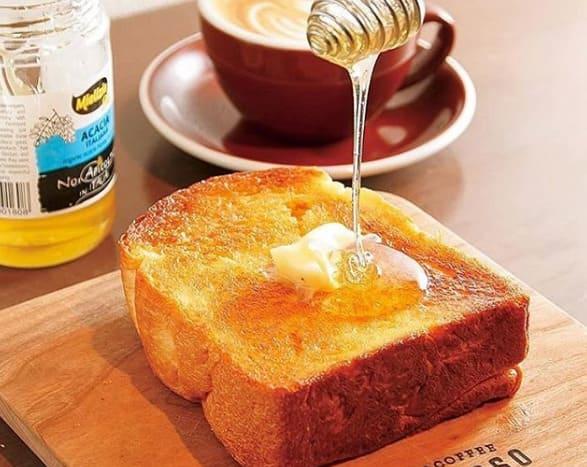 ごぶごぶ ISSA LeBRESSO レブレッソ グランプロント大阪 食パン専門店