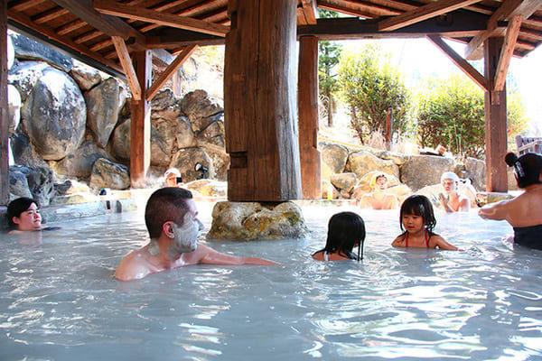 よ~いドン! たむらけんじ 商店街 いきなり日帰りツアー 熊本 南阿蘇 奇跡の温泉 すずめの湯