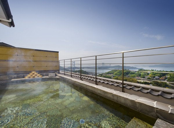 ヒルナンデス 岡山 倉敷 阿佐ヶ谷姉妹 風籠かさご 空中露天風呂