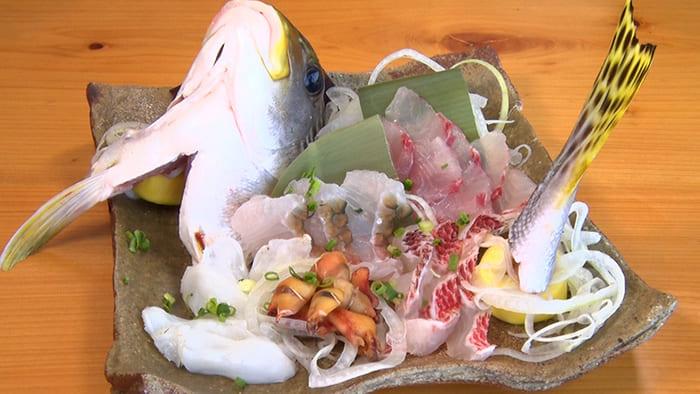 沖縄 宮古島 ホテルローカス 素潜り漁同行ツアー
