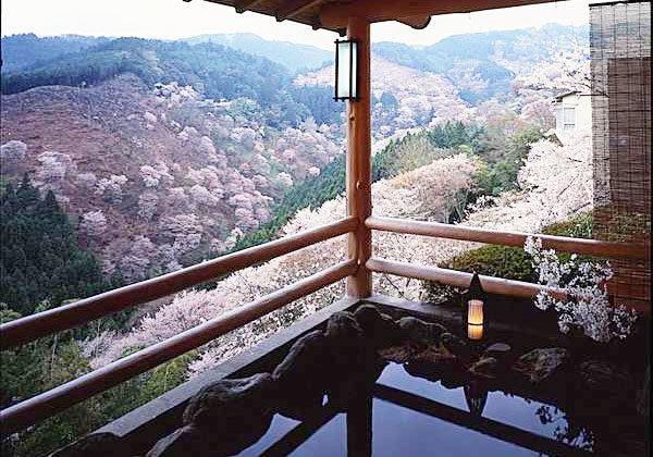 奈良 吉野 湯元 宝の家