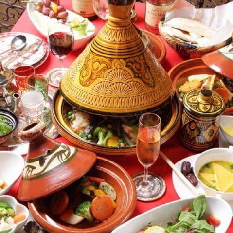 所さんお届けモノです 世界の料理 モロッコ料理 ペルー料理