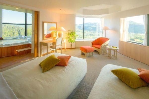 北海道 星野リゾート リゾナーレトマム 客室