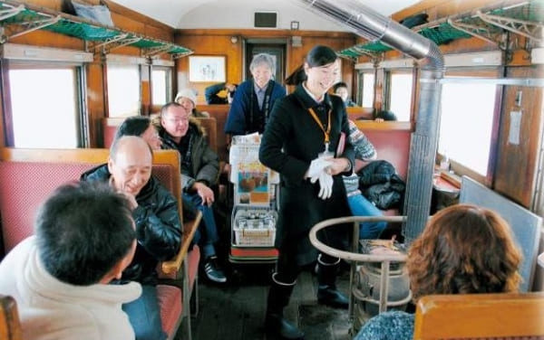 朝だ!生です旅サラダ ゲストの旅 青森 ストーブ列車