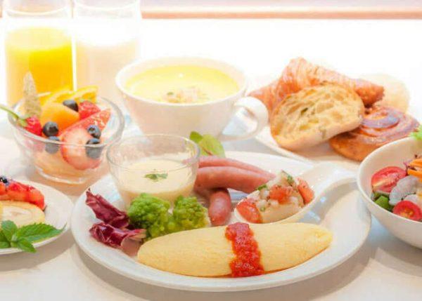 ホテルクラビーサッポロ 朝食のおいしいホテル