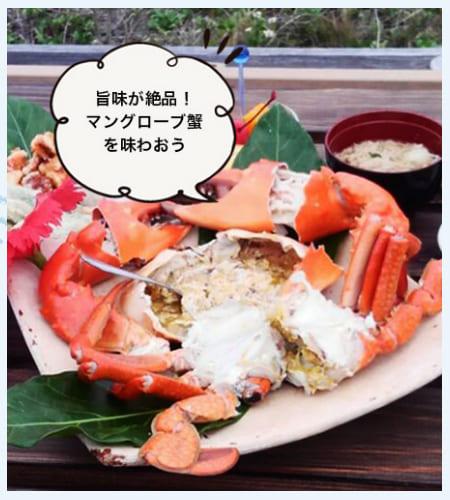 嵐にしやがれ 沖縄 宮古島 ツーリング 相葉雅紀 二宮 マングローブ蟹