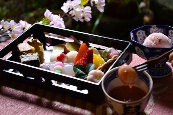 所さんお届けモノです ガイドブックにのってない奈良 町屋かふぇ環奈 いちごチョコフォンデュ
