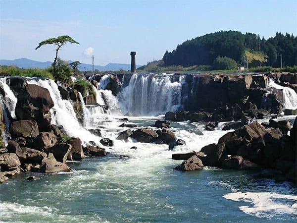 よ~いドン 日帰りツアー 鹿児島 曽木の滝