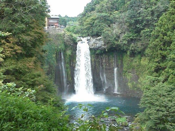 よ~いドン! たむらけんじ 商店街 いきなり日帰りツアー 10月3日 静岡県富士宮市 音止めの滝