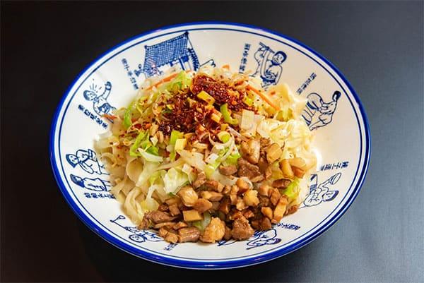 嵐にしやがれ 麺デスマッチ ビャンビャン麺