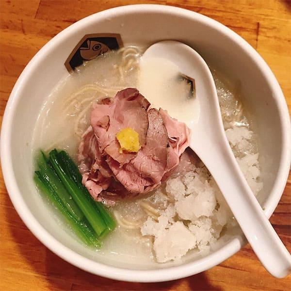 嵐にしやがれ 麺デスマッチ 鯛ラーメン