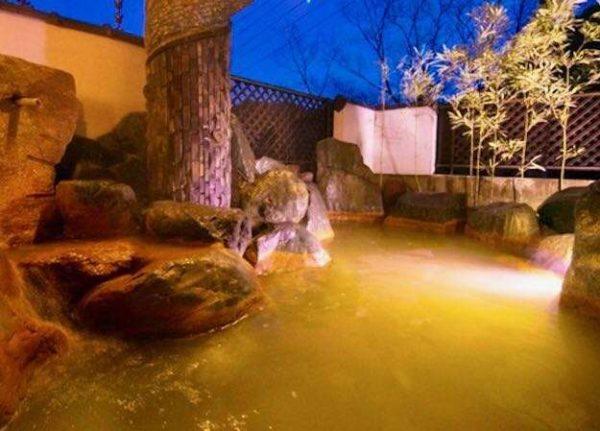 湯谷温泉 離れのお宿 松風苑