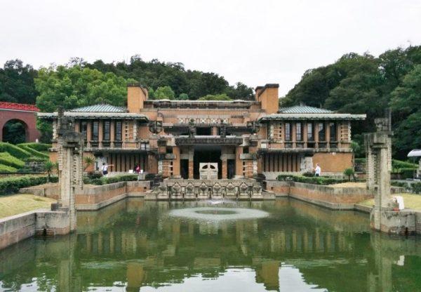 博物館明治村 帝国ホテル中央玄関