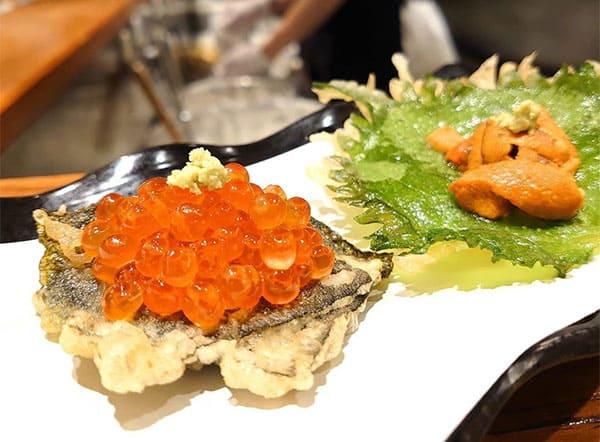 シューイチ アンダーパスグルメ 日比谷 天ぷら大塩