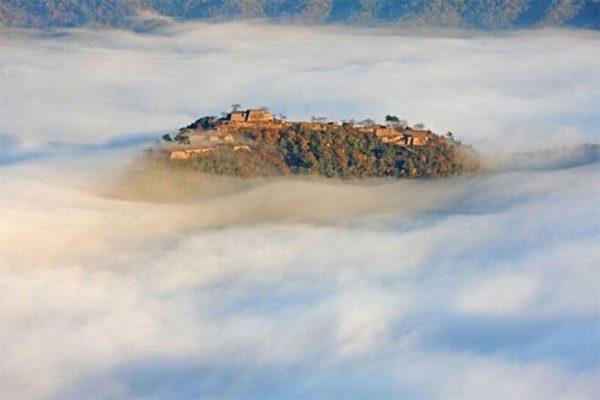 竹田城跡 天空の城