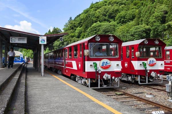 よ~いドン! たむらけんじ いきなり日帰りツアー 静岡 奥大井 大井川鉄道