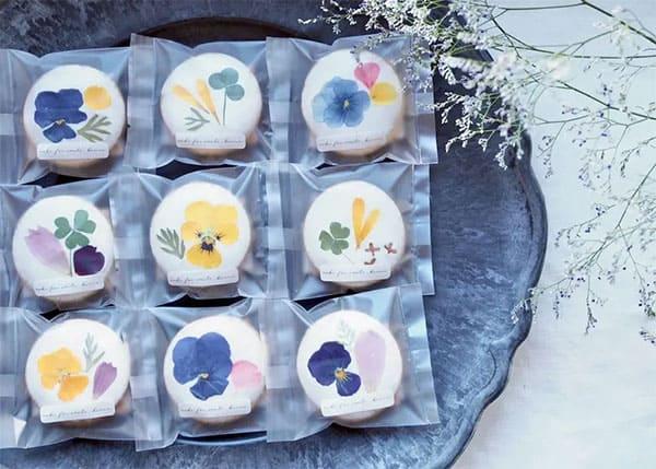 やすとも友近のキメツケ 手土産 お取り寄せ 米粉のアイシングクッキー 米粉sweets kinun