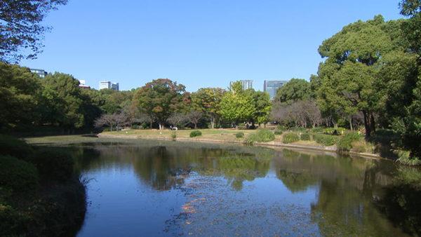 皇居外苑 北の丸公園