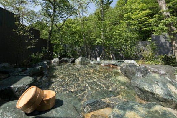 LIME RESORT HAKONE ライムリゾート箱根 露天風呂 箱根温泉
