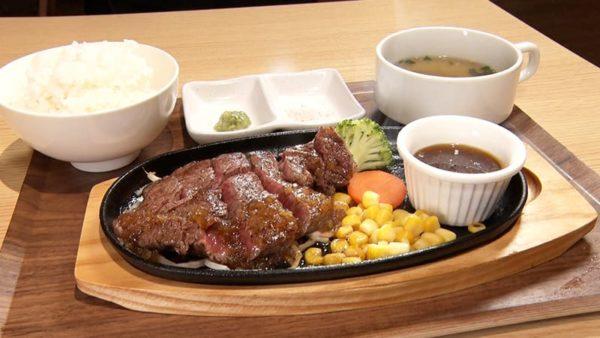 長崎 meat sukky ミートスッキー 長崎和牛 出島ばらいろヒレステーキランチ