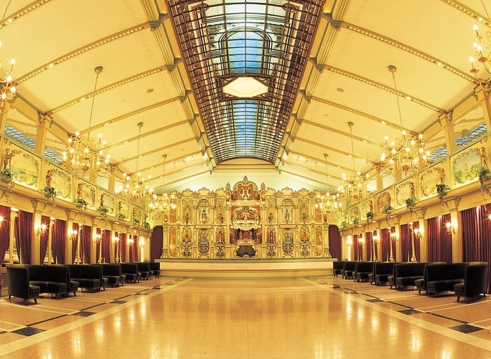 河口湖音楽と森の美術館 世界最大級 ダンスオルガン