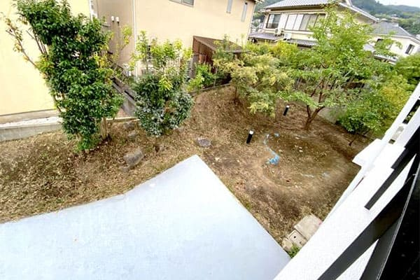 よーいドン あいLOVE 週末 田舎暮らし 奈良県 生駒市 庭