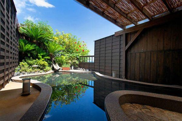 静岡 伊豆 熱川温泉 ふたりの湯宿 湯花満開