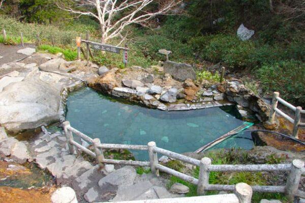北海道 吹上温泉