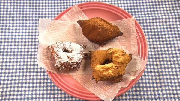 沖縄 アグネス ポーチュギーズ ベイク ショップ カフェ Agnes Portuguese Bake Shop Cafe ハワイアン フードセット