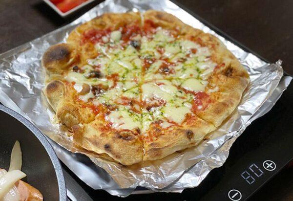 PSTピザ フードウォーマープレート 冷凍ピザ