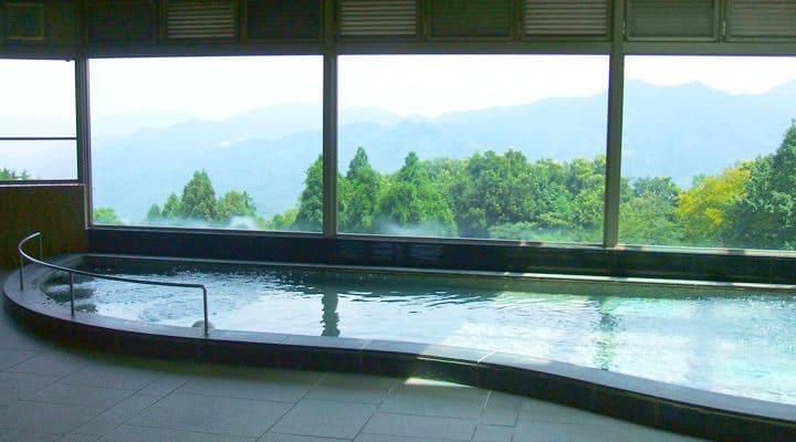 大展望温泉 いこいの村ヘリテイジ美の山