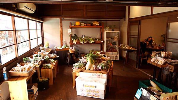 LIFE夢のカタチ ライフ 佐々木蔵之介 京都 西陣 ベジサラ舎 すこやか食堂 八百屋 カフェ