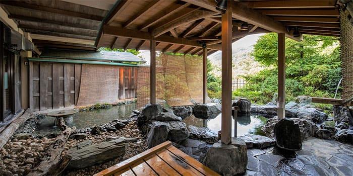 秩父 長瀞旅館 絶景露天風呂 花のおもてなし 長生館