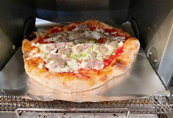 PSTピザ 冷凍ピッツァ オーブントースター