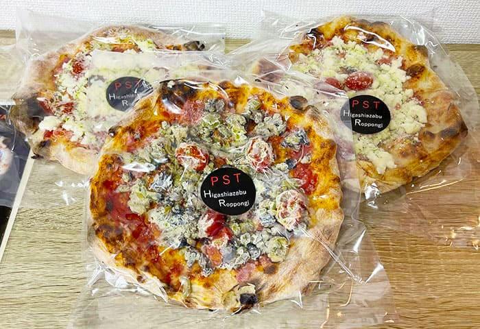 PST 冷凍ピザ ピッツァ お取り寄せ 通販 ミシュランガイド
