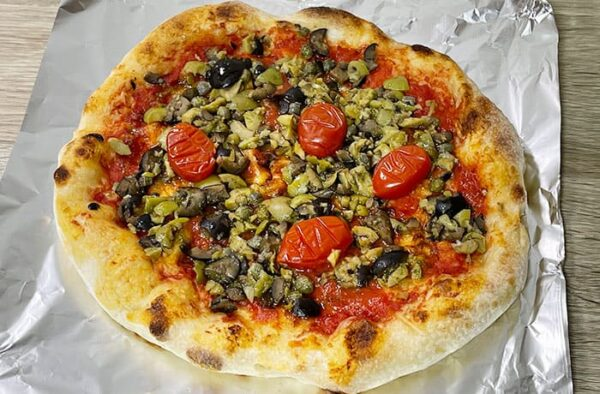 PST 冷凍ピザ Pizza オリーブ