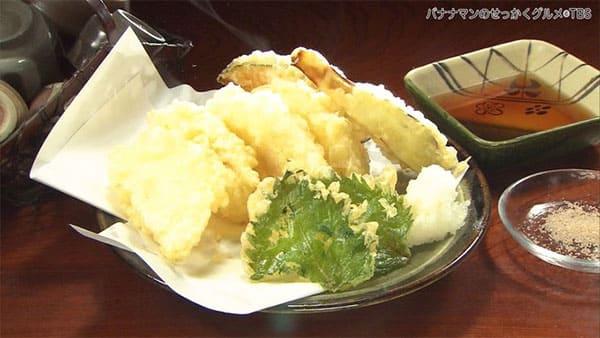 バナナマンのせっかくグルメ 兵庫 淡路島 とっくり 天ぷら