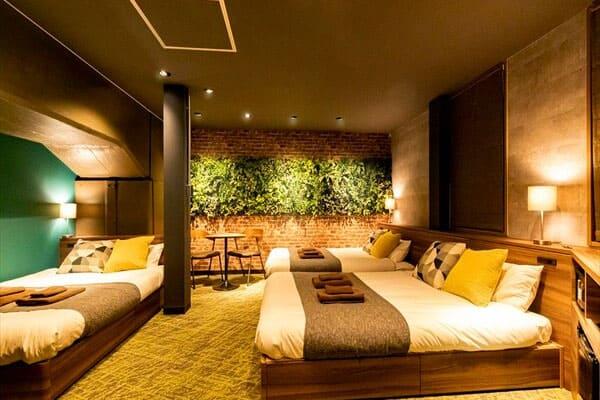 シューイチ シューイチプレミアム 東京 隠れ家ホテル探訪 UNDER RAILWAY HOTEL AKIHABARA 高架下