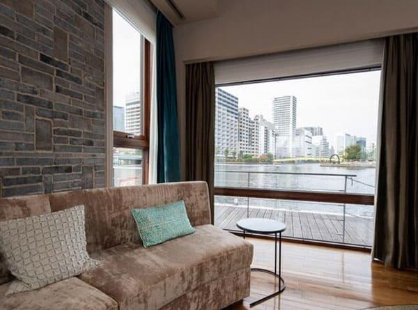 シューイチ シューイチプレミアム 東京 隠れ家ホテル探訪 PETALS TOKYO 天王洲運河
