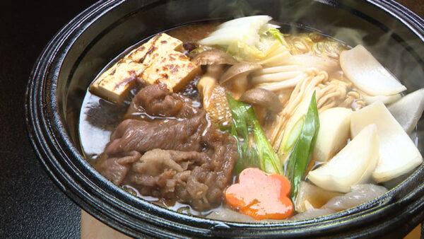和歌山 川湯温泉 山水館 川湯みどりや 熊野牛 すき焼き