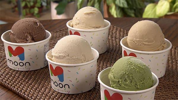 LIFE夢のカタチ ライフ 佐々木蔵之介 ムーンフードジャパン 滋賀 アイスクリーム 豆乳