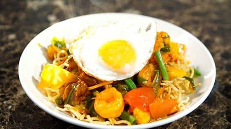 松庫の知らない世界 かた焼きそばの世界 南インド料理 マハラニ