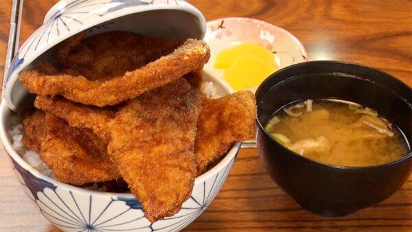 福井 レストラン ふくしん ソースカツ丼